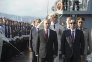 Thụy Sĩ hủy tập trận với Nga