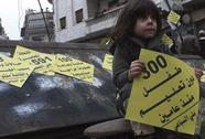 Tổng thư ký LHQ, ngoại trưởng Syria khẩu chiến
