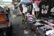 Lựu đạn lại nổ giữa Bangkok, 3 người chết