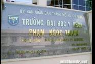 TP HCM: Trường ĐH Sư phạm, Y khoa Phạm Ngọc Thạch công bố điểm thi