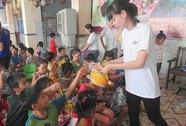 Tổ chức Tết Trung thu cho con ngư dân và trẻ em nghèo