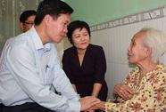 Lãnh đạo TP HCM chúc thọ người cao tuổi