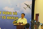 """Bộ trưởng Đinh La Thăng: """"Nhân dân chỉ đạo nên phải làm khẩn trương"""""""