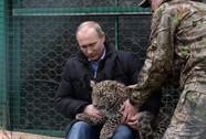 """Tổng thống Nga tung chiêu """"độc"""" quảng bá Olympic Sochi"""