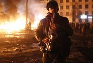 Thủ đô Kiev biến thành chiến trường