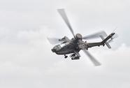 """Mỹ lần đầu xuất kích """"quái vật"""" Apache chống IS"""