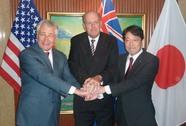 Shangri-La 2014: Mỹ - Nhật – Úc phản đối dùng vũ lực trên biển