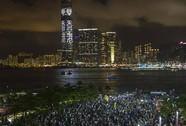 Mỹ ủng hộ Hồng Kông, chọc giận Trung Quốc