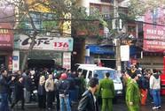 Cháy nhà, 6 người tử vong
