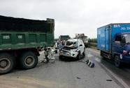 Ngày 3-5: 65 người thương vong trong 59 vụ tai nạn giao thông