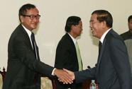 Ông Sam Rainsy sẵn sàng đàm phán với đảng cầm quyền