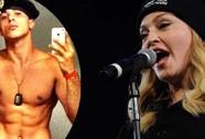 """Madonna lại chia tay """"phi công trẻ"""""""