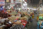 Nhiều loại thủy, hải sản khô rớt giá