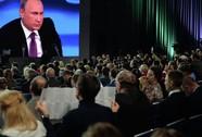 Tổng thống Putin vẫn tự tin