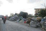 Nhiễm độc chì đe dọa làng nghề