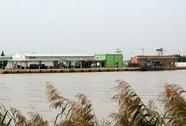 """""""Sóng gió"""" ở cảng cá Bến Tre"""