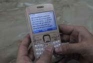 """""""Dội bom"""" tin nhắn lừa đảo"""
