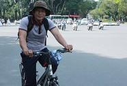Đạp xe xuyên Việt kêu gọi ủng hộ người nghèo