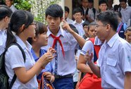 TP HCM: Ngày 4-7, công bố điểm thi vào lớp 10