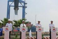 Tân Cảng - Hiệp Phước đón chuyến tàu đầu tiên