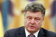 Ukraine tìm kiếm ngừng bắn, hòa đàm với phe ly khai
