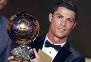"""Vượt qua Messi và Ribery, Ronaldo đoạt """"Quả bóng vàng FIFA 2013"""""""