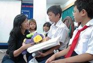 Ấm lòng học sinh nghèo