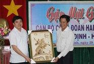 Trao đổi kinh nghiệm giữa Công đoàn Bình Định và Hà Tĩnh