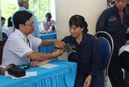 Chăm sóc sức khỏe cho công nhân