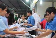 1.300 công nhân tham gia hội Xuân