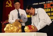 Trao 418 suất học bổng Nguyễn Đức Cảnh