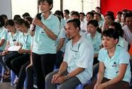 Tổ chức tốt hội nghị người lao động