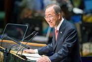 Tổng Thư ký Ban Ki-moon: Năm 2014 quá khủng khiếp