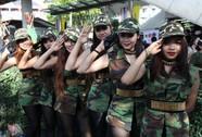 Quân đội Thái Lan dùng mỹ nhân kế