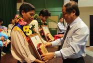 Thí sinh Bùi Trường Duy đoạt giải Bàn tay vàng