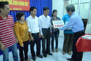 Khánh Hòa: Trao 48 Mái ấm CĐ cho đoàn viên