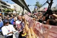 Thái Lan: Hàng chục đội đặc nhiệm lùng bắt thủ lĩnh biểu tình