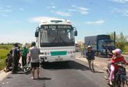 Tai nạn giao thông dồn dập trên Quốc lộ 1