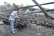 Củng cố hồ sơ khởi tố vụ cháy bãi giữ xe