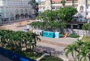 Tháng 3-2015, hoàn thành phố đi bộ Nguyễn Huệ