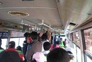 """Tệ nạn """"bao vây"""" xe buýt (*): Tập trung giám sát an ninh"""