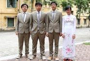 Việt Nam giành 4 huy chương tại Olympic sinh học