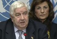 Đàm phán hoà bình Syria kết thúc trong lăng mạ