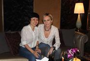 Ca sĩ Patricia Kaas: Sự gợi cảm đến từ cách hành xử