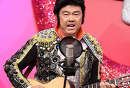 Chí Tài hóa danh ca Elvis Presley