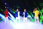 Đề cử Giải Mai Vàng 2014: Nhóm hát: Mới, đầy năng lượng