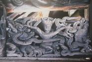 Triển lãm Rồng - Tiên trên chạm khắc đình làng