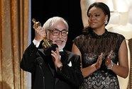 """""""Phù thủy"""" hoạt hình Nhật nhận tượng vàng Oscar danh dự"""