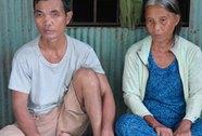 Gia đình nghèo khó giữa rừng U Minh