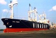 Èo uột tàu vận tải biển